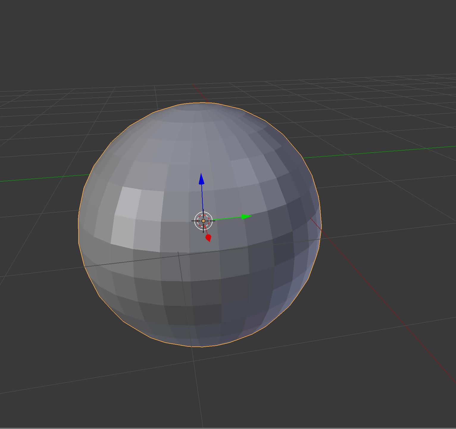 BlenderSphere1